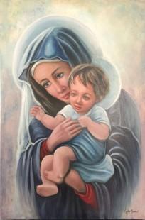 لوحة ليديا بارود