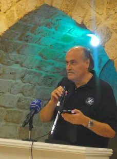 الشعراء مارون ابو شقرا وابراهيم شحرور ومحمد علوش
