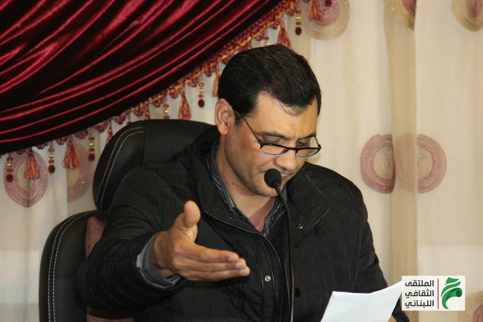الشاعر سديف حمادة