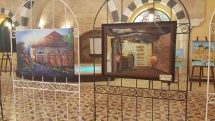 معرض من زمان بيت الفن