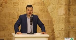 الشاعر محمد علوش