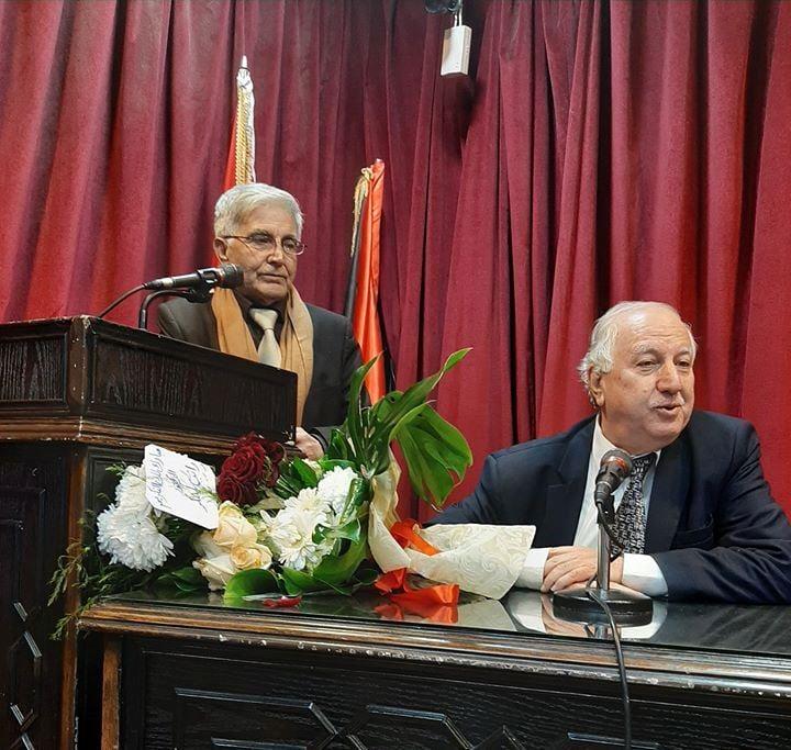 الصحافي احمد زين الدين