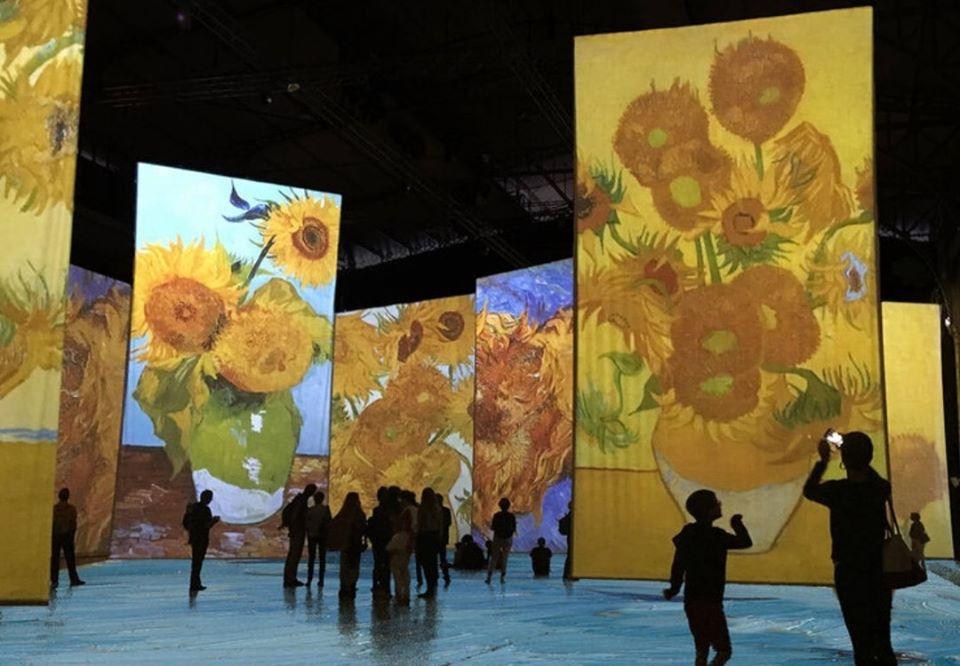 Imagine Van Gogh - Montreal