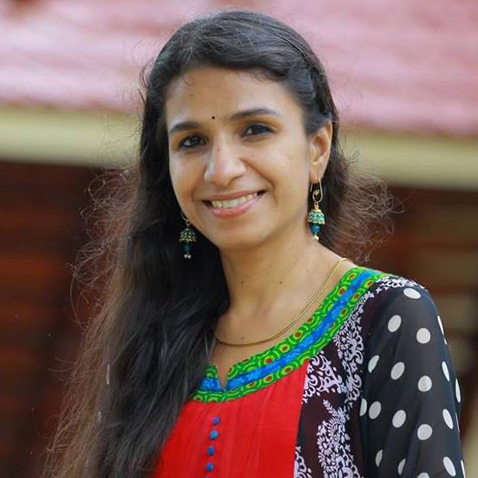 Deepa Gopal-Curator